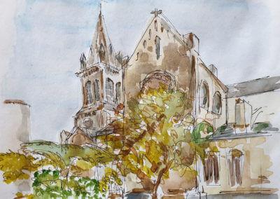 Argenteuil Basilique