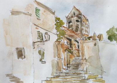 Auvers sur Oise Eglise