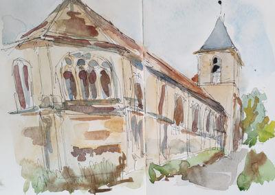 Eglise Saint Rémy, Marcq