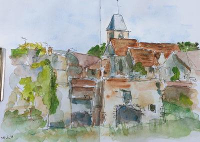 Eglise de Beynes