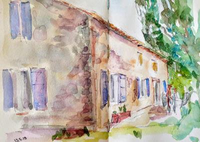 Vieille maison près de Fréjus