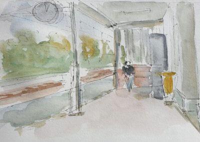 Gare de Garancières…..
